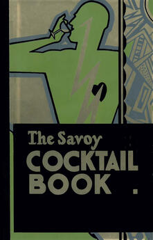 Promoartpalermo.it The Savoy cocktail book Image