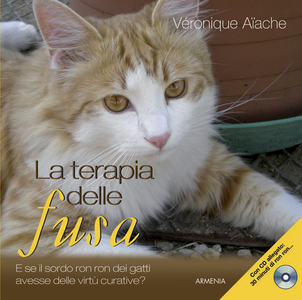 Libro La terapia delle fusa. Con CD Audio Véronique Aïache
