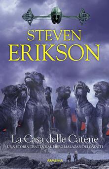Steamcon.it La casa delle catene. La caduta di Malazan. Vol. 4 Image