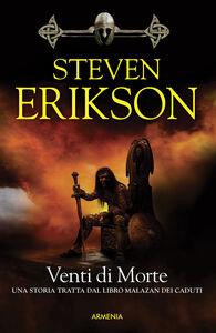Libro Venti di morte. La caduta di Malazan. Vol. 7 Steven Erikson