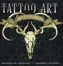 Fondazionesergioperlamusica.it Tattoo art. L'arte del tatuaggio. Ispirazioni con l'inchiostro per colorare il tuo corpo Image