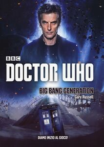 Libro Big Bang Generation. Doctor Who Gary Russell