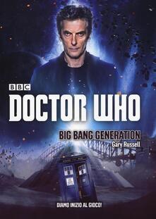 Antondemarirreguera.es Big Bang Generation. Doctor Who Image