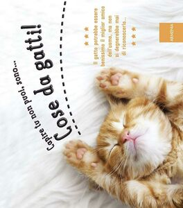 Foto Cover di Capire tu non puoi, sono... Cose da gatti!, Libro di  edito da Armenia
