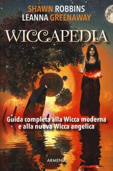 Antondemarirreguera.es Wiccapedia. Una guida completa alla Wicca moderna e alla nuova Wicca Angelica Image