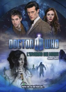 Libro L' inverno dei morti. Doctor Who James Goss