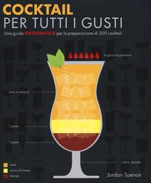 Warholgenova.it Cocktail per tutti i gusti. Una guida infografica per la preparazione di 200 cocktail Image