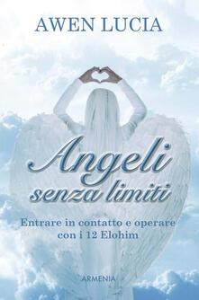 Promoartpalermo.it Angeli senza limiti. Entrare in contatto con i 12 Elohim Image