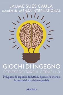 Voluntariadobaleares2014.es Giochi di ingegno per esercitare il cervello Image