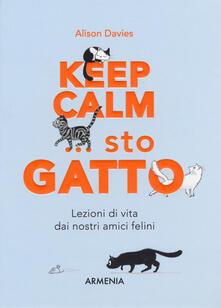 Rallydeicolliscaligeri.it Keep calm... Sto gatto. Lezioni di vita dai nostri amici felini Image