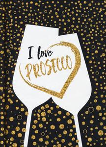 I love Prosecco. Ediz. italiana - copertina