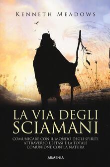 La via degli sciamani.pdf