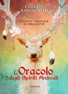 Squillogame.it L' oracolo degli spiriti animali. Con 68 Carte Image
