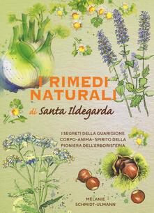 Promoartpalermo.it I rimedi naturali di santa Ildegarda. I segreti della guarigione olistica della pioniera dell'erboristeria Image