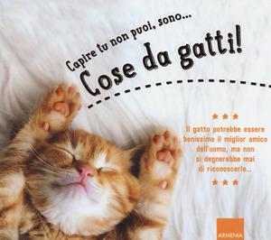 Capire tu non puoi, sono... cose da gatti! Ediz. illustrata
