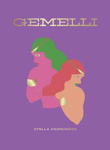 Gemelli - Stella Andromeda - copertina