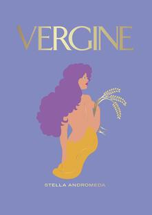 Vergine - Stella Andromeda - copertina
