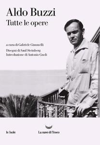Libro Tutte le opere Aldo Buzzi