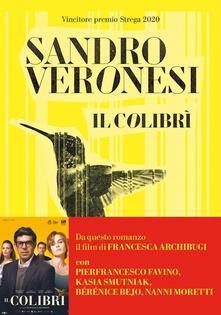 Il colibrì, Sandro Veronesi (La nave di Teseo)