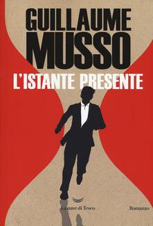 L' istante presente - Guillaume Musso - copertina