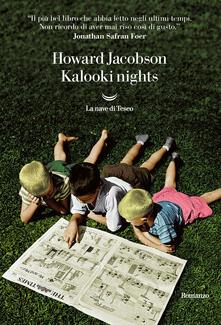 Kalooki nights - Howard Jacobson - copertina