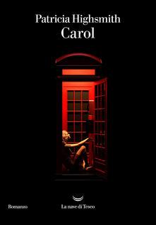 Carol - Patricia Highsmith - copertina
