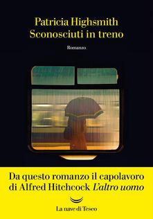 Sconosciuti in treno - Patricia Highsmith - ebook
