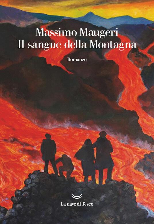 Il sangue della montagna - Massimo Maugeri - copertina