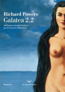 Libro Galatea 2.2 Richard Powers