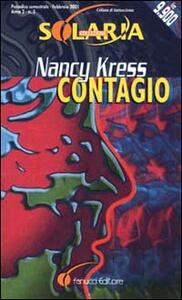Contagio - Nancy Kress - copertina