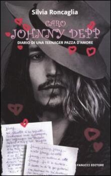 Grandtoureventi.it Caro Johnny Depp. Diario di una teeneger pazza d'amore Image
