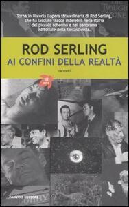 Ai confini della realtà - Rod Serling - copertina