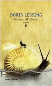 Discesa all'inferno - Doris Lessing - copertina