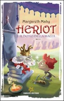 Heriot e il dono della magia - Margaret Mahy - copertina