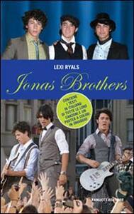 Libro Jonas Brothers Lexi Ryals