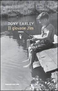 Libro Il giovane Jim Tony Earley