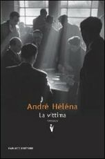 Libro La vittima André Héléna