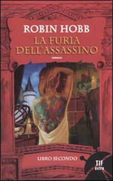 Antondemarirreguera.es La furia dell'assassino. Trilogia dell'uomo ambrato. Vol. 2 Image