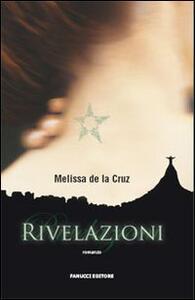 Rivelazioni - Melissa De la Cruz - copertina