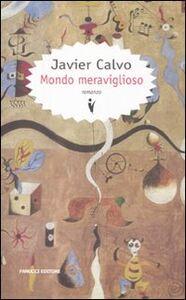 Libro Mondo meraviglioso Javier Calvo