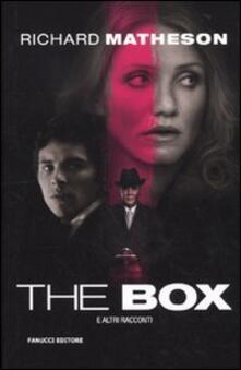 The box e altri racconti - Richard Matheson - copertina
