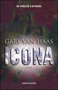 Foto Cover di Icona, Libro di Gary Van Haas, edito da Fanucci