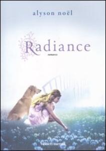 Radiance - Alyson Noël - copertina