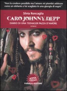 Daddyswing.es Caro Johnny Depp. Diario di una teenager pazza d'amore Image