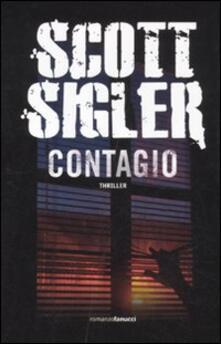 Contagio - Scott Sigler - copertina