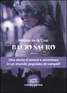 Libro Bacio sacro Melissa De la Cruz