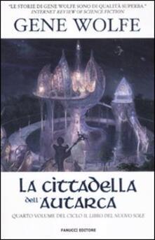 Tegliowinterrun.it La cittadella dell'autarca. Il Libro del Nuovo Sole. Vol. 4 Image