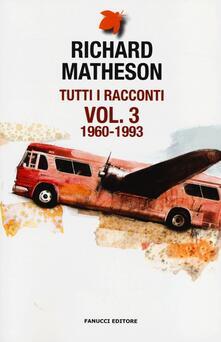Lpgcsostenible.es Tutti i racconti. Vol. 3: 1960-1993. Image