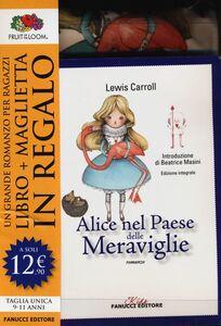 Libro Alice nel paese delle meraviglie. Ediz. integrale. Con gadget Lewis Carroll