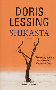Foto Cover di Shikasta, Libro di Doris Lessing, edito da Fanucci